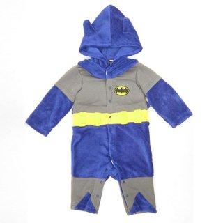 会員様限定50%OFF対象商品!バットマン なりきり きぐるみカバーオール (コスチューム/ベビー服) 95cm (BAOTMAN) ベビー用品
