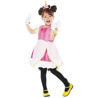 コスチュームセール開催中!30%オフ対象商品 ディズニー コスチューム ミニー 子ども用シャイニーミニーS 仮装