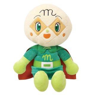 店内セール開催中!20%オフ対象商品 アンパンマン ぬいぐるみ メロンパンナちゃん 抱き人形 ソフト 吉徳 グッズ