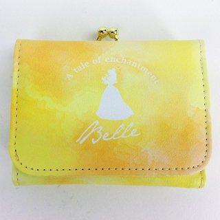 美女と野獣 ベル プリンセス コンパクト財布 財布 グッズ ディズニー (MCOR)