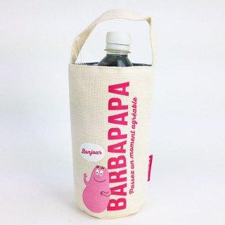BARBAPAPA バーバパパ ボトルカバー ロゴ グッズ(MCD)