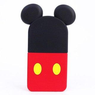 Disney ミッキー ワイヤレス スピーカー グッズ連続再生約3時間充電用microUSBケーブル付属