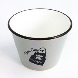 名探偵コナン 安室透 アイスクリームカップ グレー 食器 グッズ