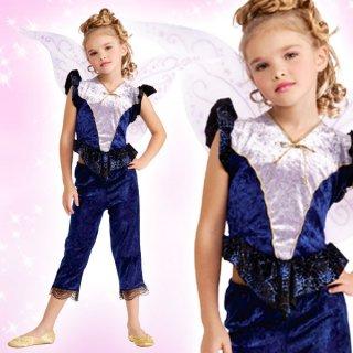 コスチュームセール開催中!20%オフ対象商品 ハロウィンコスプレ子供女の子用トドラーサイズ妖精クールフェアリー仮装 883028275939