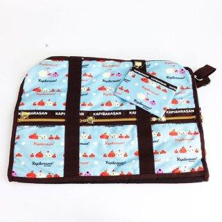 カビバラさん 旅行鞄
