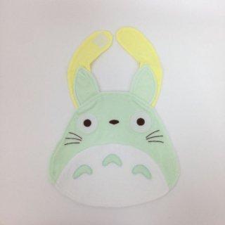 となりのトトロ 大トトロ フェイス スタイ スタジオジブリ(よだれかけ)(MCD)