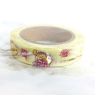 コールドストーン&ポムポムプリン マスキングテープ