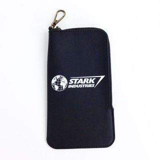 マーベル STARK INDUSTRIES スターク インダストリーズ モバイルポーチ グッズ
