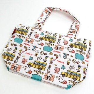 SNOOPY スヌーピー ランチバッグ かばん フレンズ グッズ