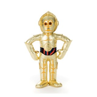 スターウォーズ C-3PO ?PAPER CUT FORCE ぬいぐるみ