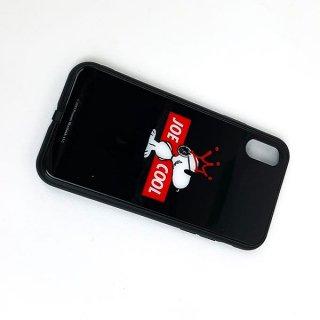 スヌーピー IPXS/Xアイフラッシュ ジョークール iPhone 10エス PEANUTS グッズ