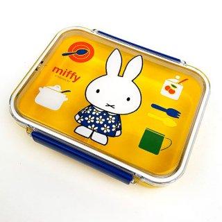 <img class='new_mark_img1' src='https://img.shop-pro.jp/img/new/icons15.gif' style='border:none;display:inline;margin:0px;padding:0px;width:auto;' />miffy ミッフィー 食洗器対応タイトウェア 保存容器 ランチ用品 ランチBOX グッズ