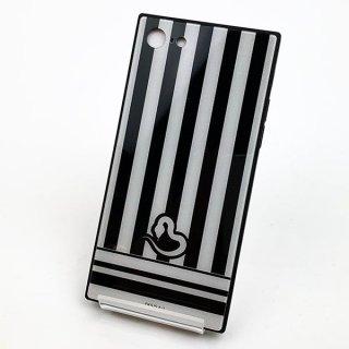 鬼滅の刃 伊黒 小芭内 iPhone8/7対応 スクエアガラスケース iPhoneケース スマホ用品 アニメ雑貨 グッズ