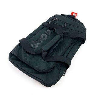 スヌーピー ボストンリュック ロゴ ボストンリュック ボストンバッグ バックパック ブラック  グッズ(MCOR)