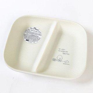 店内セール開催中!30%オフ対象商品 スヌーピー スクエアワンプレート スヌーピー 食器 メラミン食器 ランチ 木目調 SNOOPY 白 グッズ 日本製  (MCOR)