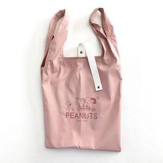 スヌーピー マルシェバッグ PK スヌーピー 買い物袋 エコバッグ  バッグ ピンク グッズ  (MCOR)