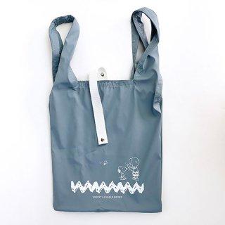 スヌーピー マルシェバッグ GY スヌーピー 買い物袋 エコバッグ   (MCOR)