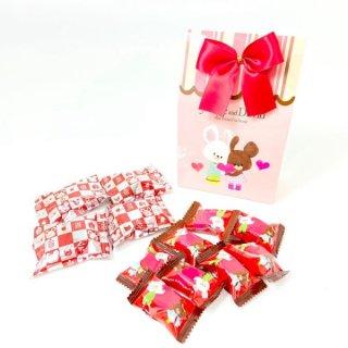 くまのがっこう ジャッキー デイビット チョコギフト クランチチョコ チョコレート お菓子 プレゼント くまがく グッズ