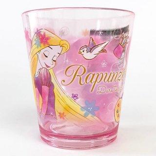 ディズニー ラプンツェル ドットタンブラー ラプンツェル コップ プリンセス ピンク アウトドア グッズ
