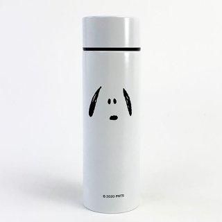 スヌーピー SNOOPY ポケットステンレズボトル フェイススヌーピー ポケトル ステンレスボトル 水筒 白 グッズ