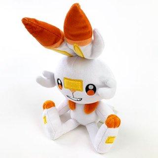 ポケットモンスター  ヒバニー ヒバニーS pp150 ポケモン ポケモン ぬいぐるみ Pokemon 白 グッズ
