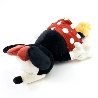 ディズニー ミニー  ミニー MochiHug 抱き枕M ぬいぐるみ ベビー Disney ミッキー&ミニー