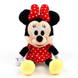 店内セール開催中!10%オフ対象商品 ディズニー ミニー ビーンズコレクション ミニー ぬいぐるみ Disney ミッキー&ミニー ベビー おもちゃ