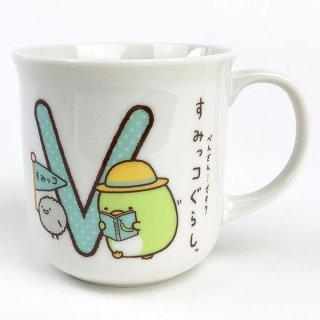 イニシャルマグ V スミッコグラシ  すみっコぐらし(MCOR)(MCD)