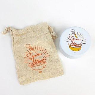 アイドリッシュセブン 和泉三月 ミニ缶&巾着 三月 おもちゃ 缶 巾着 小物入れ アイナナ オレンジ