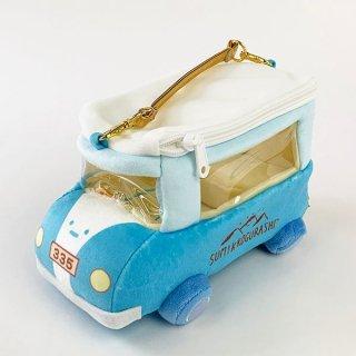 SAN-X すみっコぐらし おでかけすみっコプレミアム バッグ おもちゃ ベビー キッズ  ブルー