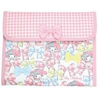 サンリオ マイメロディ マルチケース マイメロディ ベビー 母子手帳ケース 出産祝い 通帳 ジャバラ ピンク