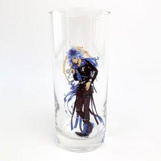 Disney イデア ロンググラス イデア ツイステ ディズニー ツイステッドワンダーランド コップ グラス 食器 グッズ ブルー(MCD)