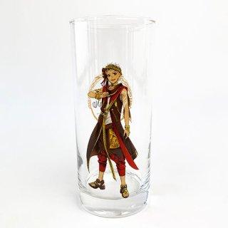 Disney カリム ロンググラス カリム ツイステ ディズニー ツイステッドワンダーランド コップ グラス 食器 グッズ(MCD)