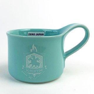 ツイステッドワンダーランド イグニハイド寮 カフェマグ マグカップ ツイステ 水色 グッズ  (MCOR)(MCD)