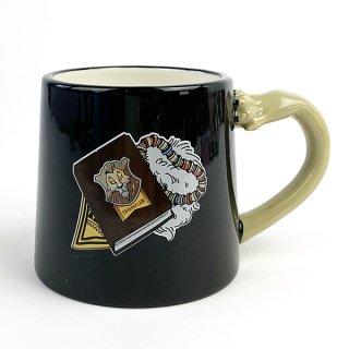 ツイステッドワンダーランド サバナクロー寮 ハンドルマグ マグカップ ツイステ 黄 グッズ(MCD)