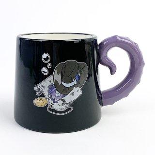 ツイステッドワンダーランド オクタヴィネル寮 ハンドルマグ マグカップ ツイステ 紫 グッズ(MCD)