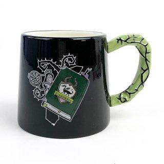 ツイステッドワンダーランド ディアソムニア寮 ハンドルマグ マグカップ ツイステ 緑 グッズ(MCD)