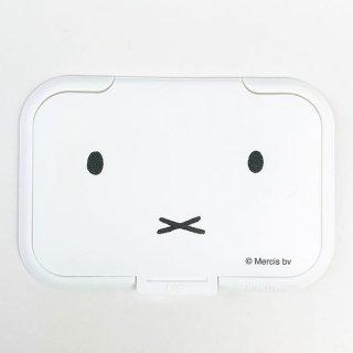 ミッフィー ビタット WH ミッフィー ウエットシートのフタ フタ ベビー 入園  白 グッズ 日本製