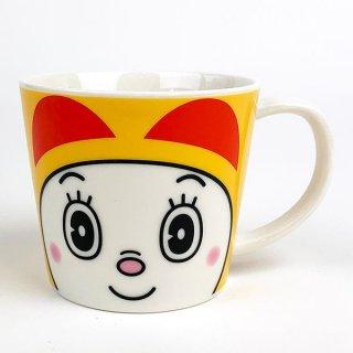 フェイスマグ (マグカップ) M ドラミちゃん (ドラえもん)(MCD)
