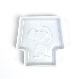店内セール開催中!10%オフ対象商品 PEANUTS スヌーピー ディッププレート ジョー・クール 醤油皿 小皿 キャラクター食器 グッズ 日本製