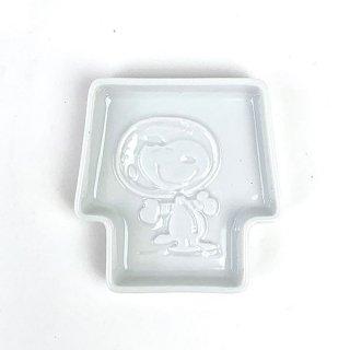 店内セール開催中!20%オフ対象商品 PEANUTS スヌーピー ディッププレート アストロノーツ 醤油皿 小皿 キャラクター食器 グッズ 日本製