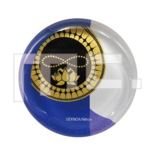 刀剣乱舞 ガラス箸置き 数珠丸恒次 はしおき とうらぶ ブルー グッズ  (MCOR)