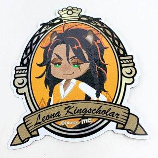 ディズニー ツイステッドワンダーランド マグネットシート レオナ・キングスカラー SD ツイステ 磁石 オレンジ レオナ グッズ(MCD)