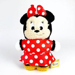 <img class='new_mark_img1' src='https://img.shop-pro.jp/img/new/icons15.gif' style='border:none;display:inline;margin:0px;padding:0px;width:auto;' />ディズニー ミニーマウス もふらっと クッションぬいぐるみ Disney ミニー ベビー レッド グッズ