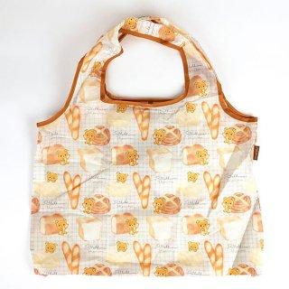 San-X リラックマ エコバッグ ブレッド リラックマスタイル バッグ お買い物袋 ブラウン グッズ