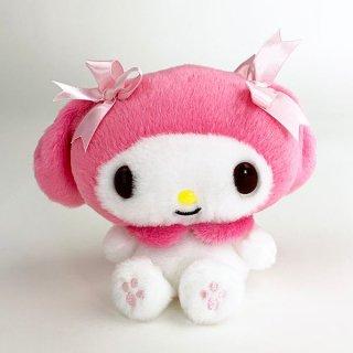 サンリオ マイメロディ Sanrio characters FUWAKUTA マイメロディ ふわくた ぬいぐるみ 人形 ピンク グッズ