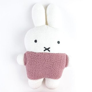 <img class='new_mark_img1' src='https://img.shop-pro.jp/img/new/icons15.gif' style='border:none;display:inline;margin:0px;padding:0px;width:auto;' />miffy ミッフィー もふらっと ぬいぐるみクッション ピンク インテリア グッズ