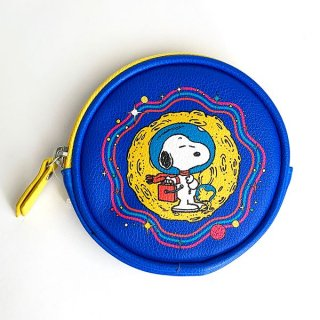 <img class='new_mark_img1' src='https://img.shop-pro.jp/img/new/icons15.gif' style='border:none;display:inline;margin:0px;padding:0px;width:auto;' />PEANUTS スヌーピー コスメティックポーチ スペース ポーチ ブルー グッズ