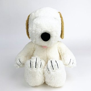 <img class='new_mark_img1' src='https://img.shop-pro.jp/img/new/icons15.gif' style='border:none;display:inline;margin:0px;padding:0px;width:auto;' />PEANUTS スヌーピー SNOOPY'S FLUFFY BROTHER ANDY アンディ M ぬいぐるみ コレクション ホワイト