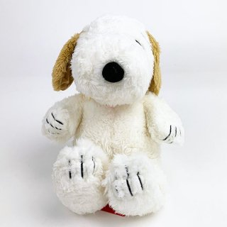 <img class='new_mark_img1' src='https://img.shop-pro.jp/img/new/icons15.gif' style='border:none;display:inline;margin:0px;padding:0px;width:auto;' />PEANUTS スヌーピー SNOOPY'S FLUFFY BROTHER ANDY アンディ S ぬいぐるみ コレクション ホワイト グッズ